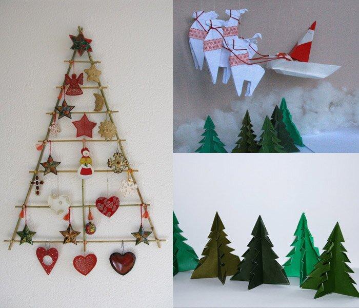 Идеи для рождества своими руками