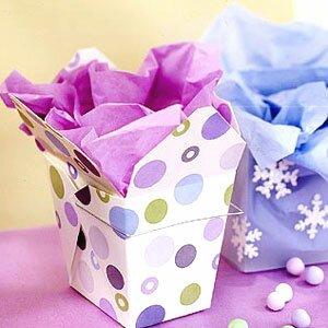Красиво упаковать детский подарок